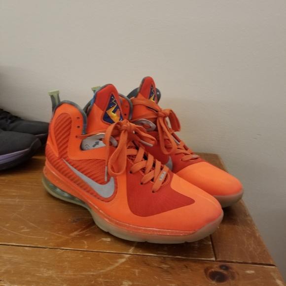 Nike Shoes | Lebron 9 Big Bang Or
